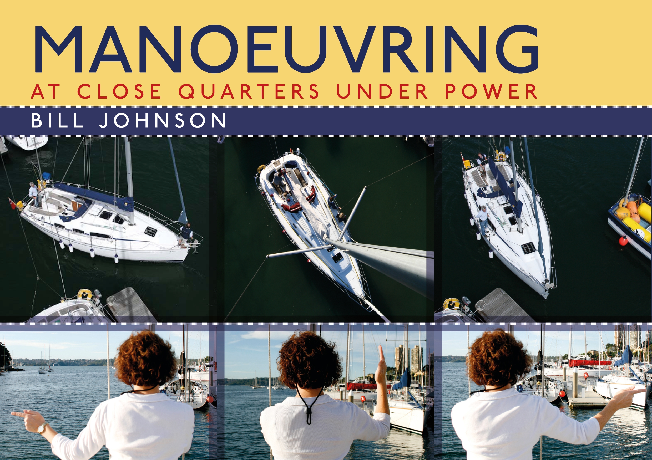 Manoeuvring At Close Quarters Under Power