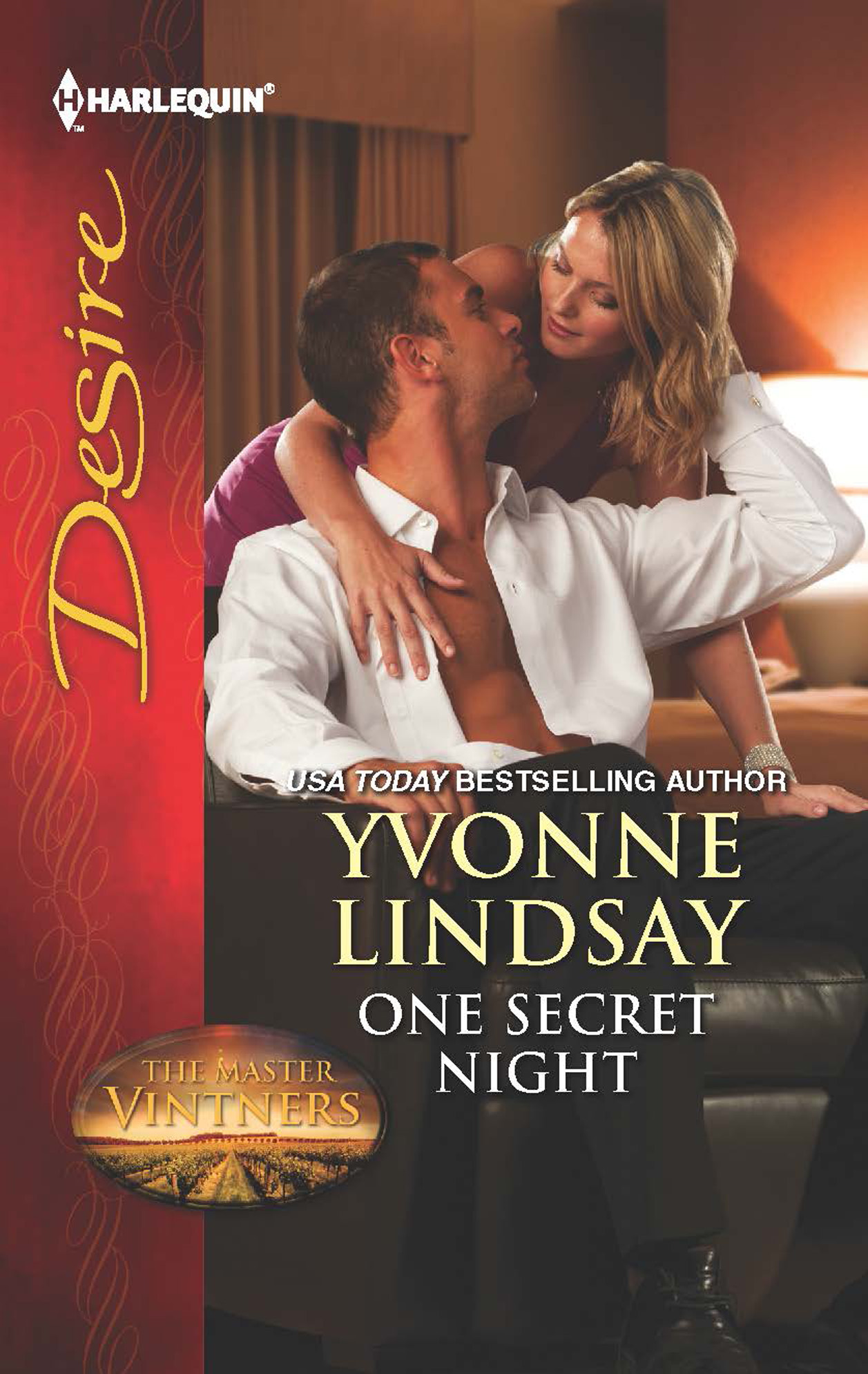 One Secret Night By: Yvonne Lindsay