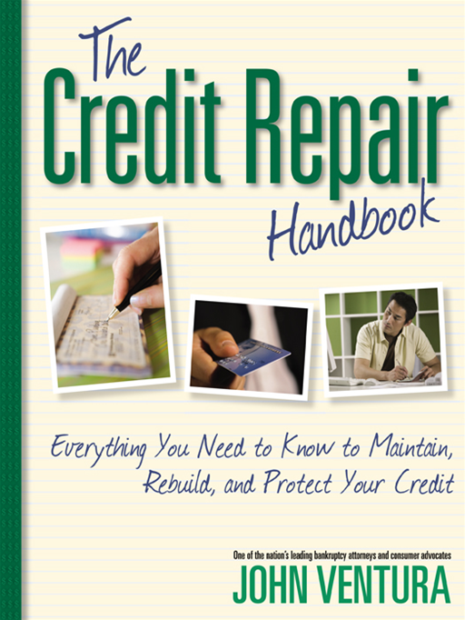 The Credit Repair Handbook