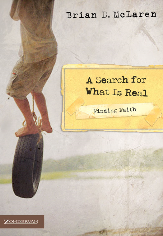 Finding Faith---A Search for What Is Real