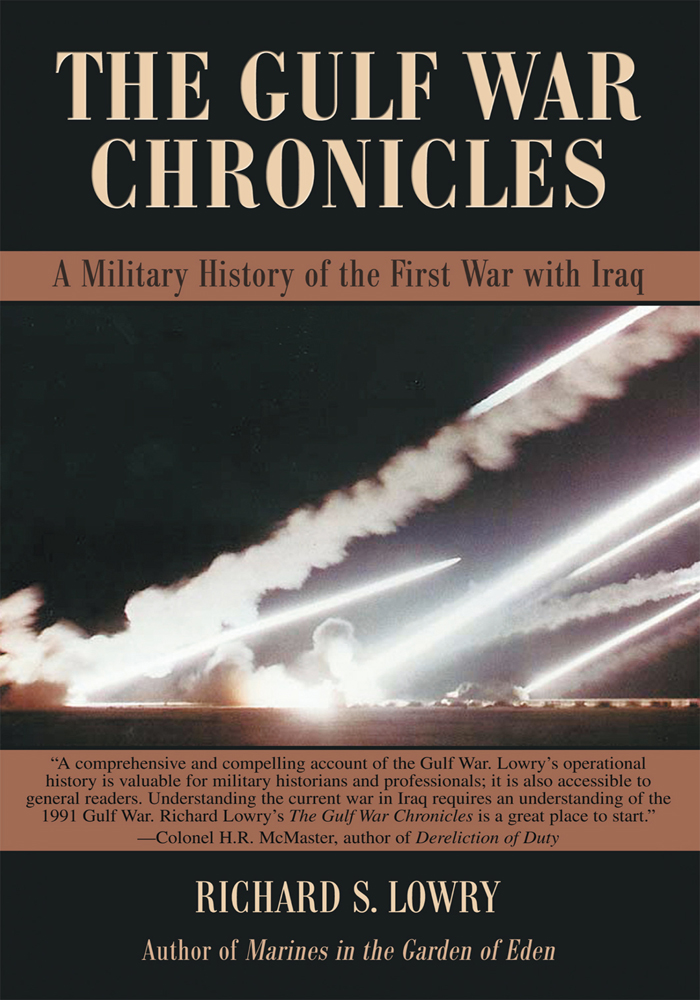 THE GULF WAR CHRONICLES