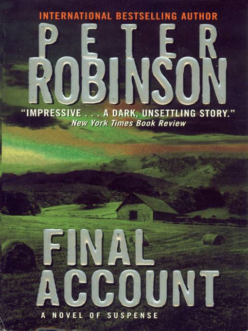 Final Account By: Peter Robinson