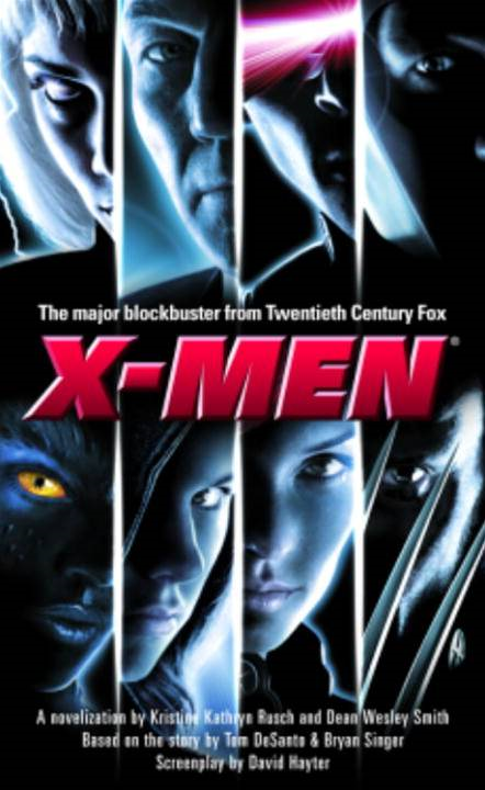 X-Men By: Dean Wesley Smith,Kristine Kathryn Rusch