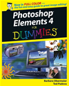 Photoshop Elements 4 For Dummies: