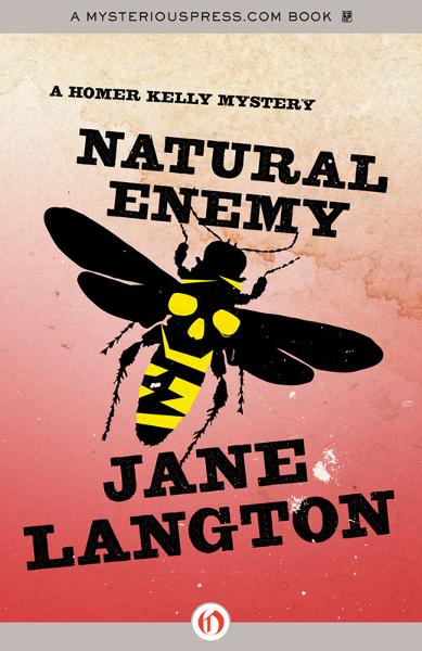 Natural Enemy By: Jane Langton