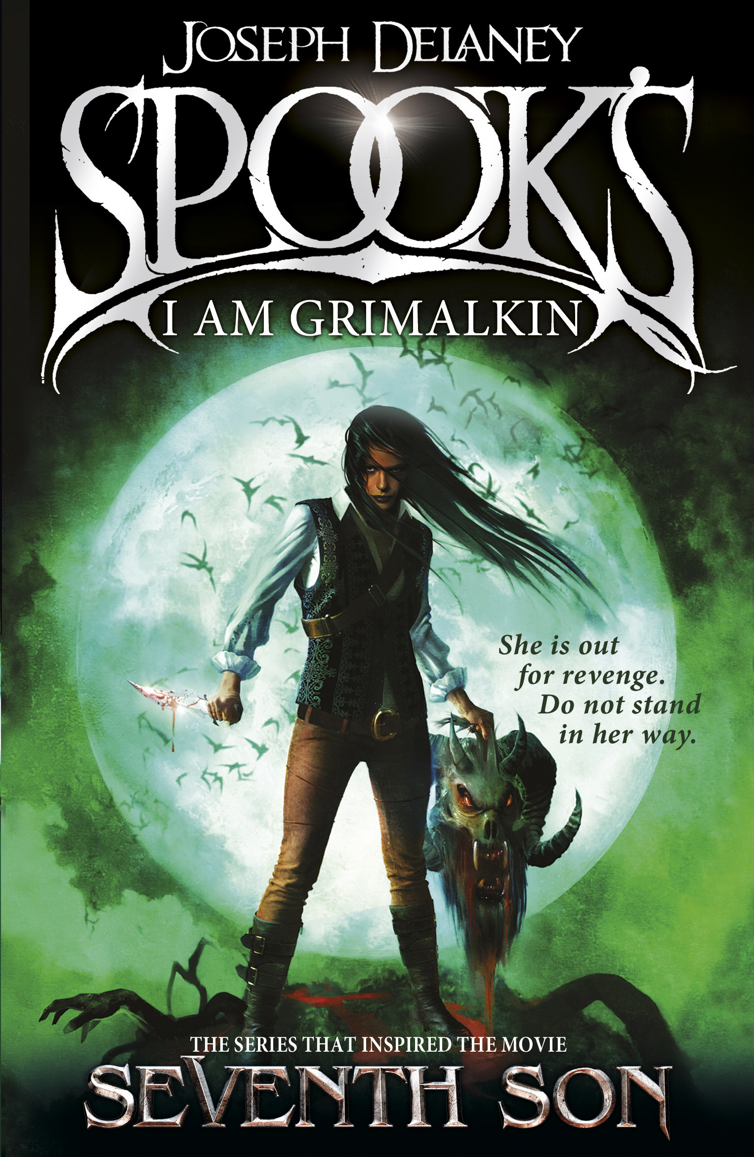 Spook's: I Am Grimalkin Book 9