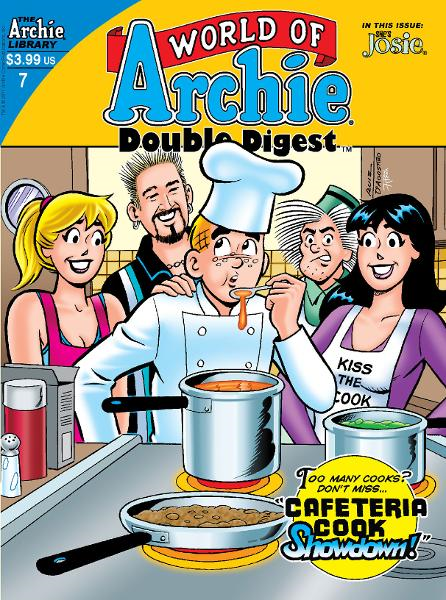 World of Archie Double Digest #7