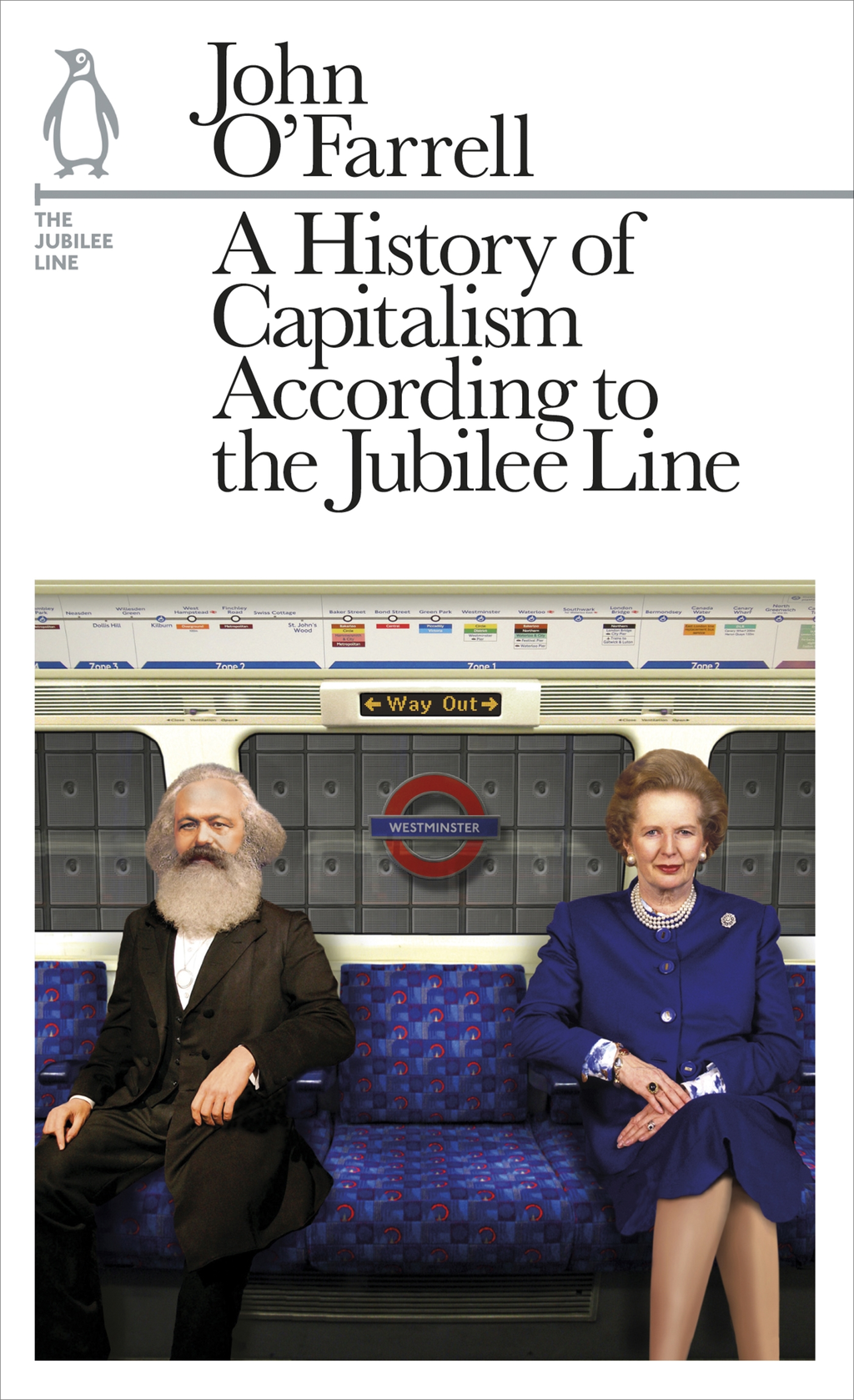 A History of Capitalism According to the Jubilee Line The Jubilee Line