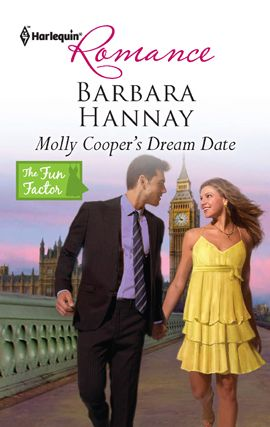 Molly Cooper's Dream Date By: Barbara Hannay