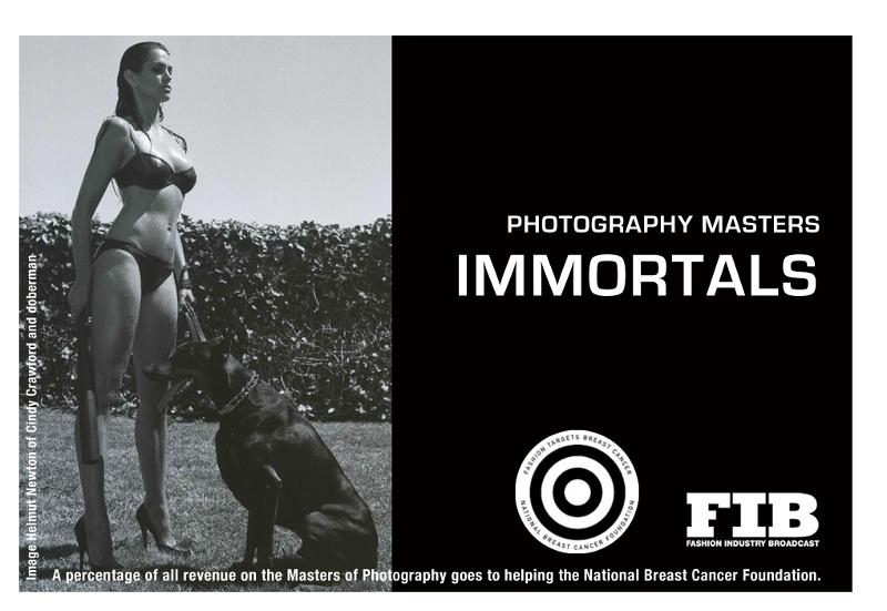 MASTERS OF PHOTOGRAPHY IMMORTALS