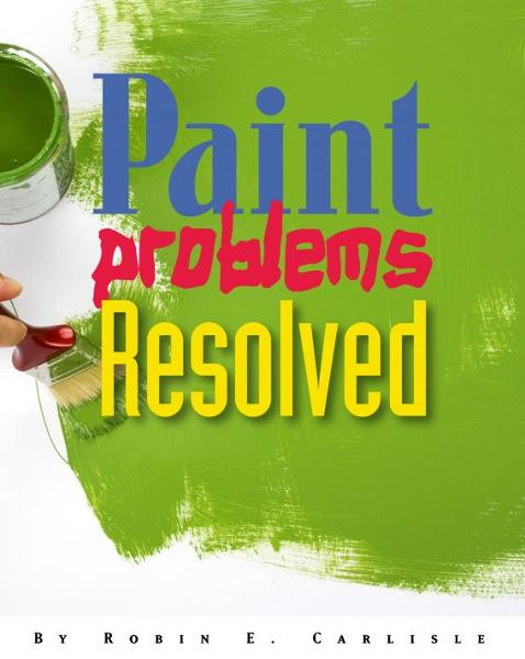 Paint Problems Resolved