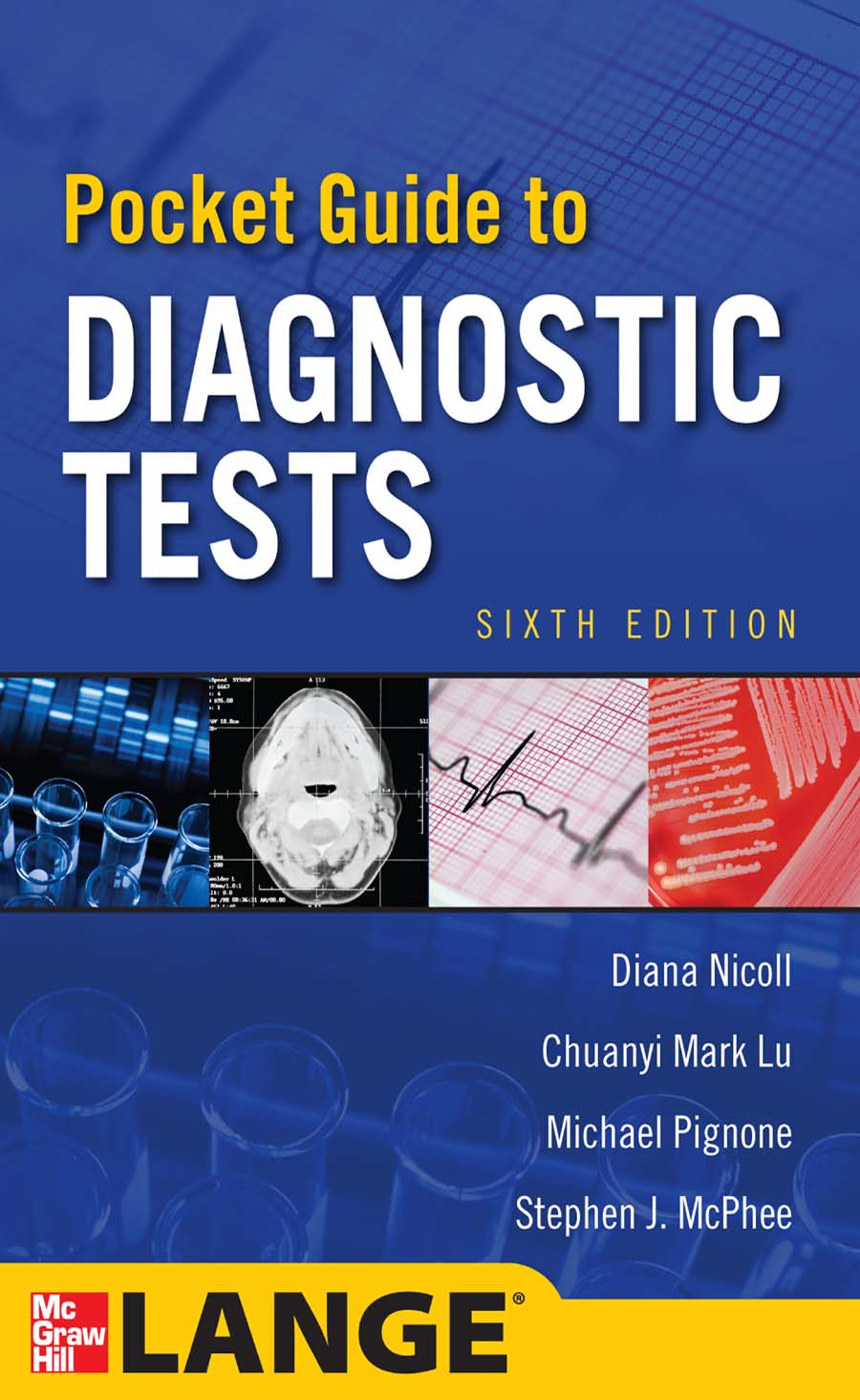 Pocket Guide to Diagnostic Tests, Sixth Edition