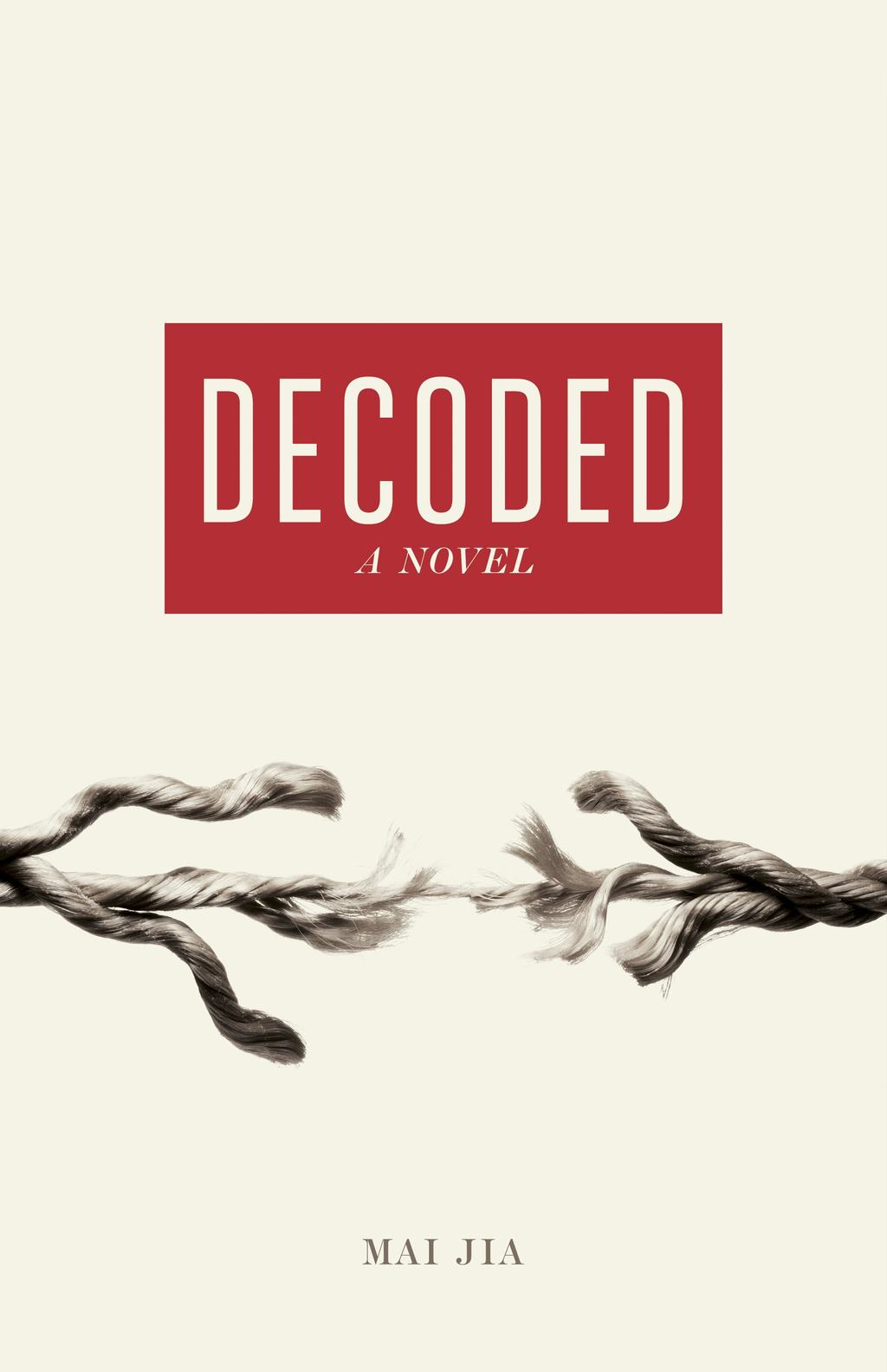 Decoded A Novel