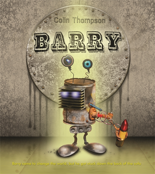Barry By: Colin Thompson