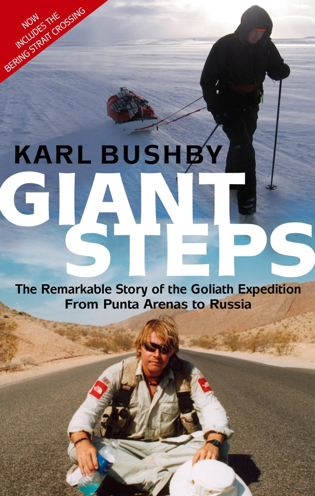 Giant Steps By: Karl Bushby