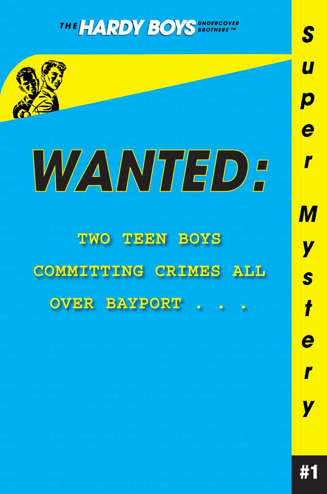 Book Cover: Wanted