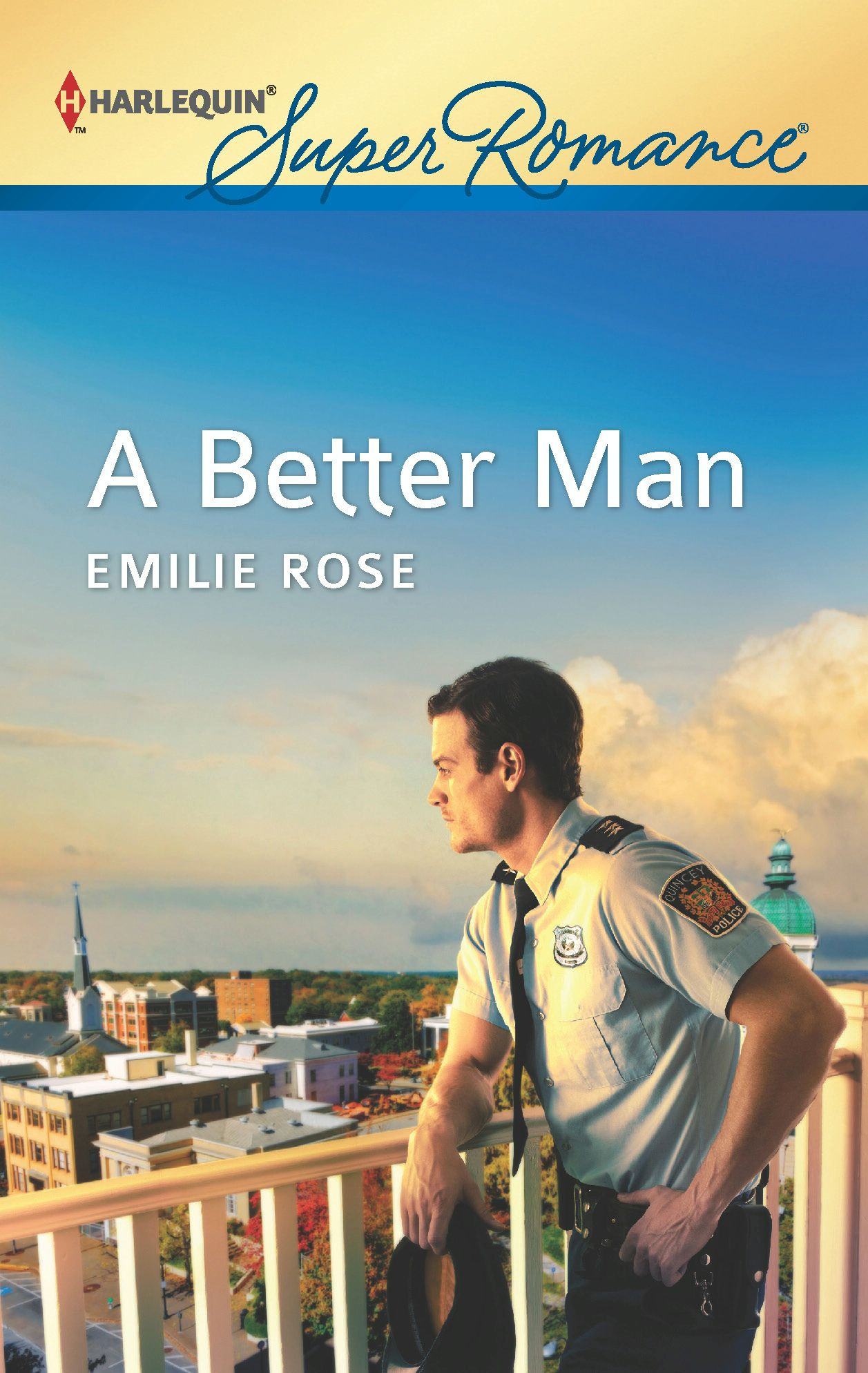 A Better Man By: Emilie Rose