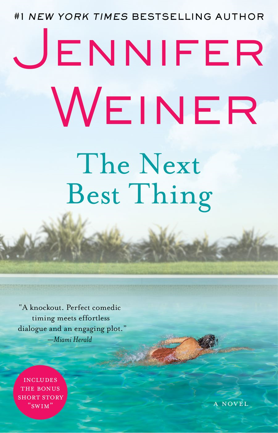 The Next Best Thing: A Novel By: Jennifer Weiner