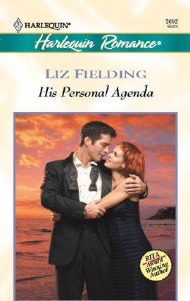 His Personal Agenda By: Liz Fielding