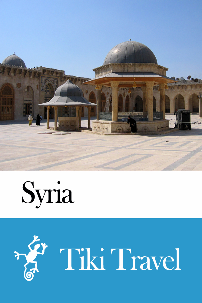 Syria Travel Guide - Tiki Travel