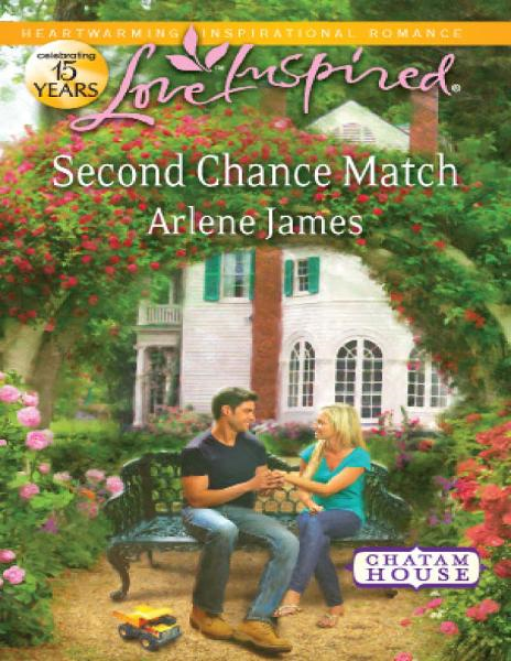 Second Chance Match By: Arlene James