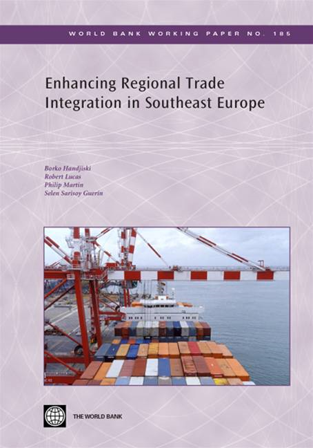 Enhancing Regional Trade Integration In Southeast Europe