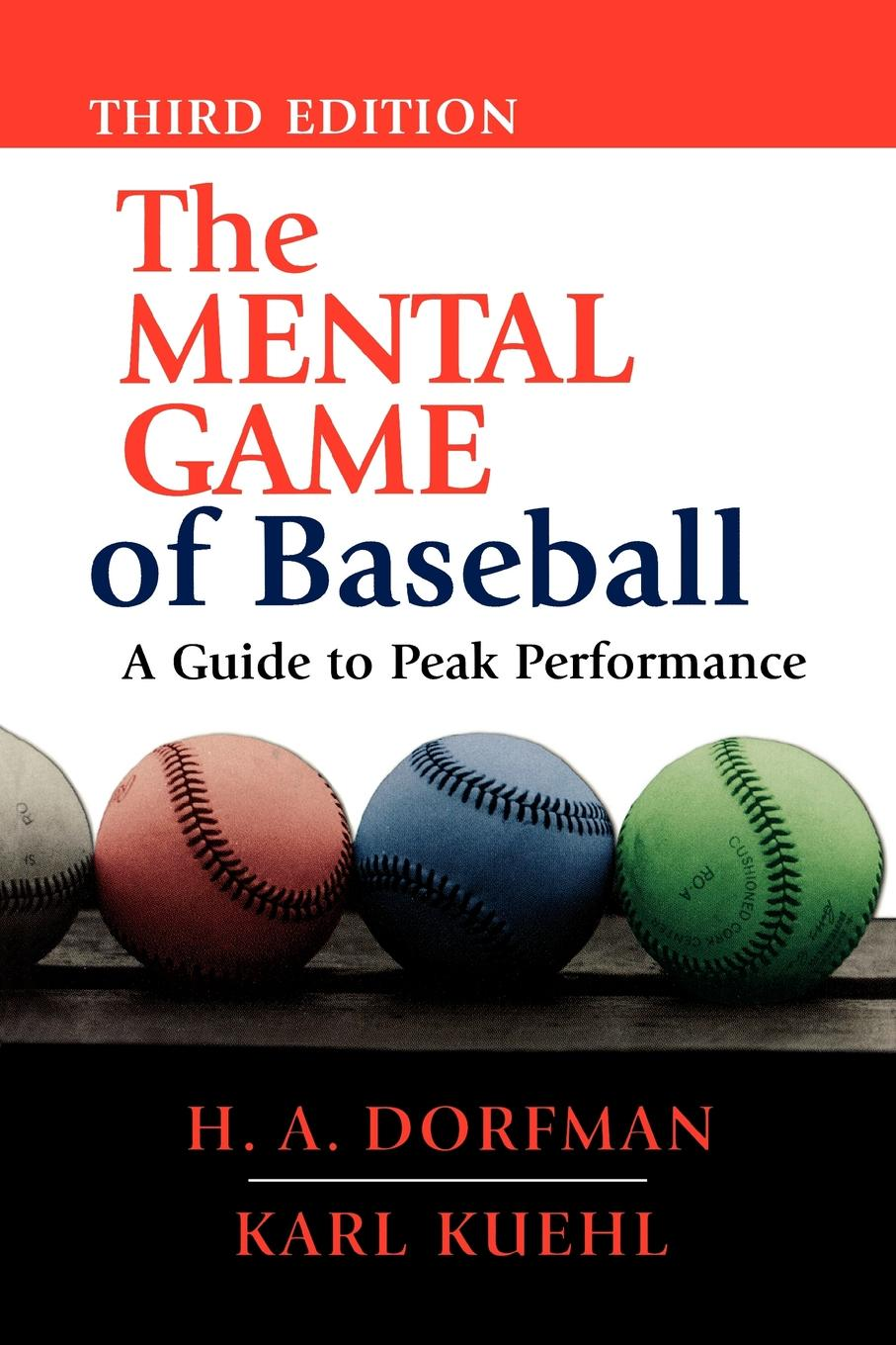 The Mental Game of Baseball By: H. A. Dorfman