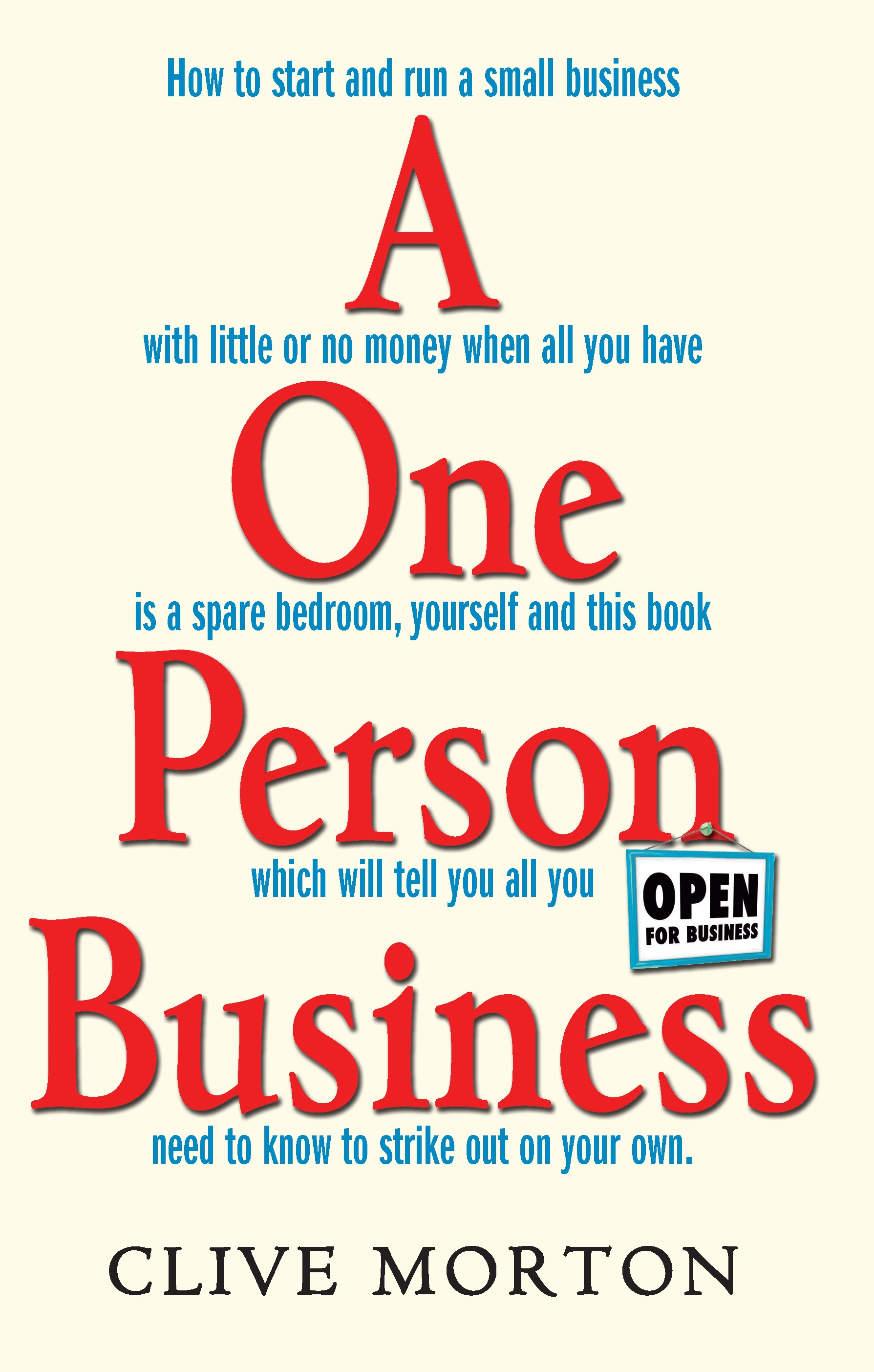 One Person Business