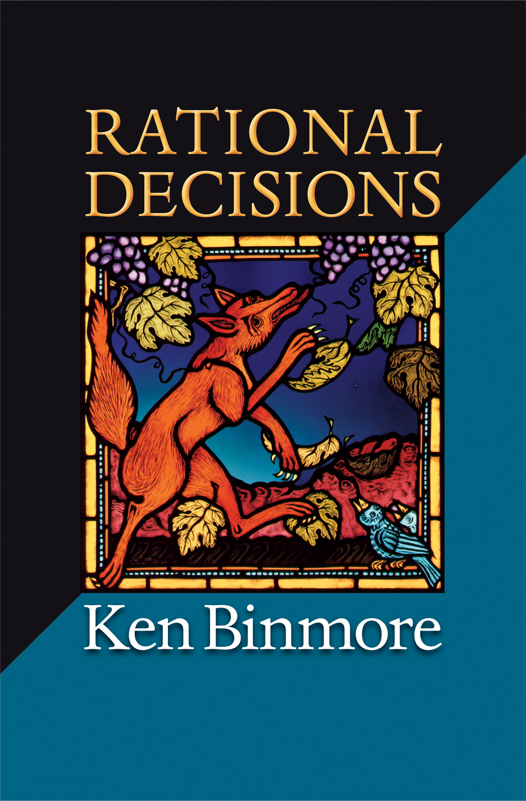 Rational Decisions By: Ken Binmore