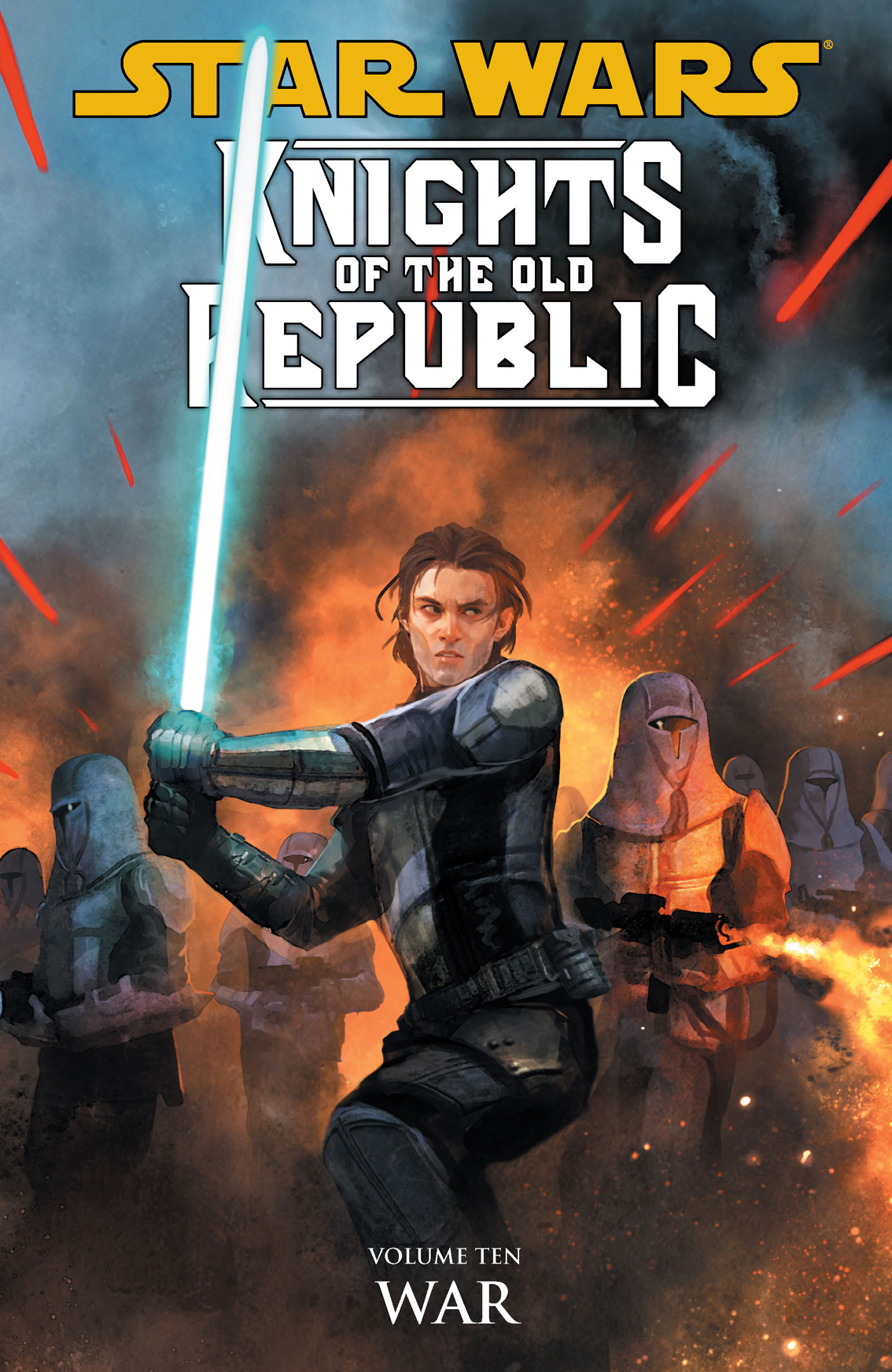Star Wars: Knights of the Old Republic Volume 10War
