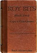 online magazine -  Roy Bits (Book Two)