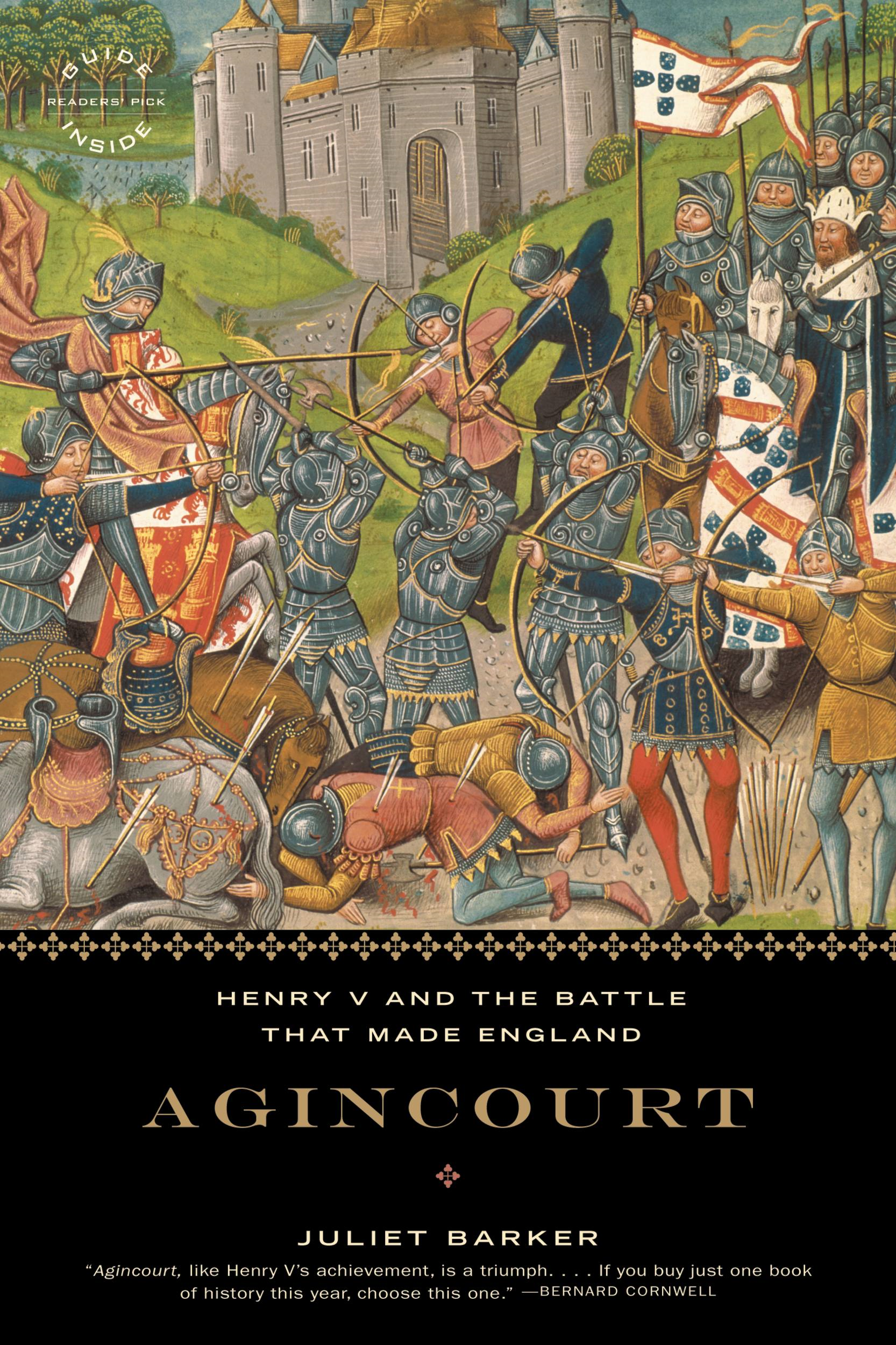 Agincourt By: Juliet Barker