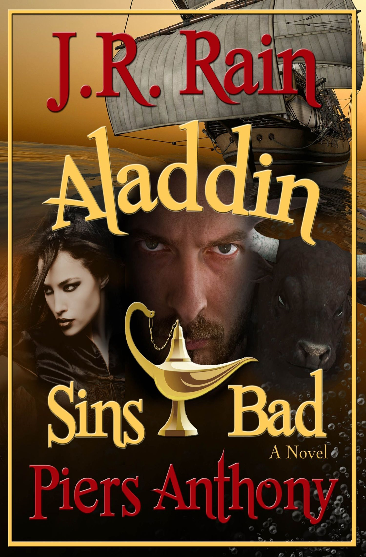 Aladdin Sins Bad (The Aladdin Trilogy #2)