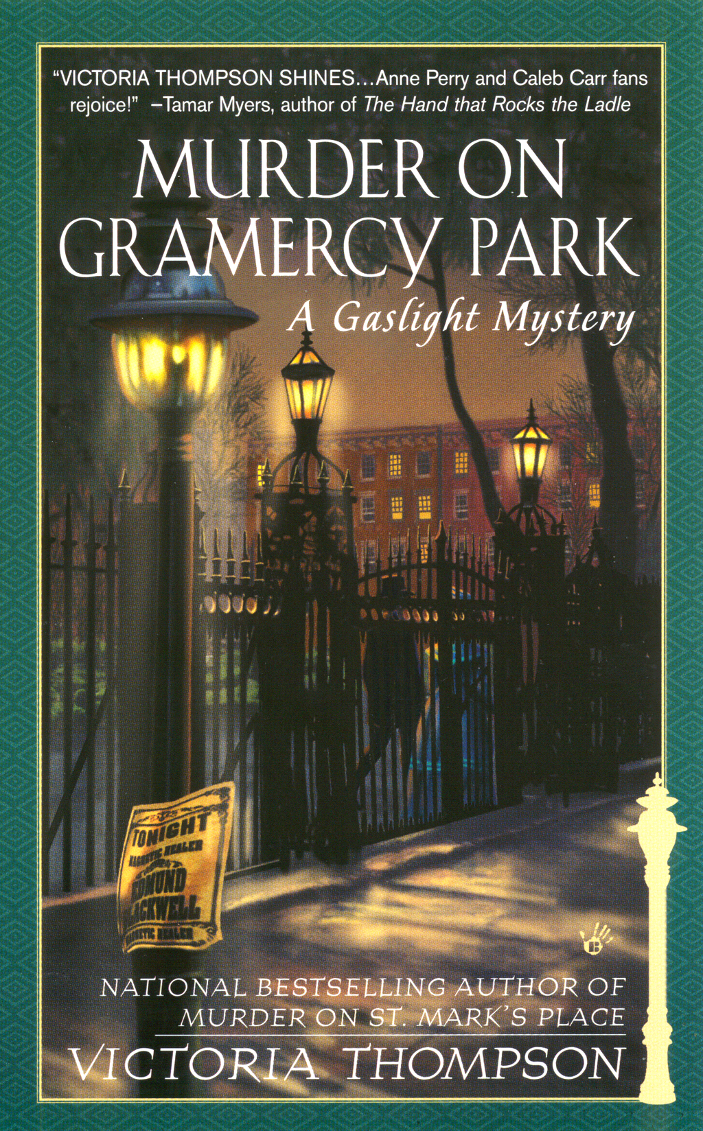 Murder on Gramercy Park