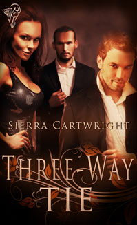 Three-way Tie By: Sierra Cartwright
