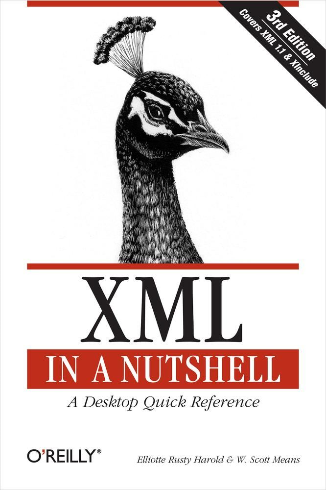 XML in a Nutshell