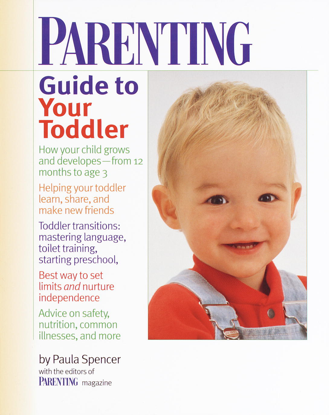 Parenting Guide to Your Toddler