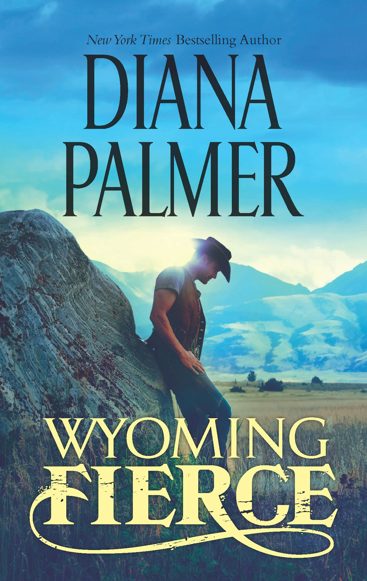 Wyoming Fierce By: Diana Palmer