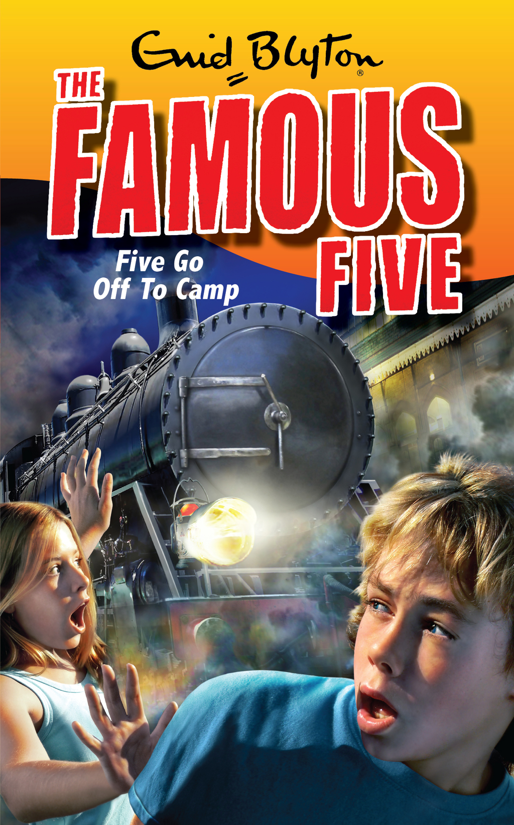 Famous Five 7: Five Go Off To Camp