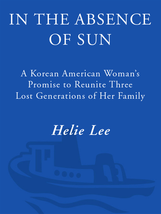 In the Absence of Sun By: Helie Lee