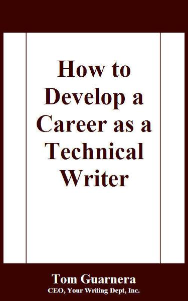 How to Develop a Career as a Technical Writer
