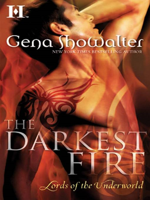The Darkest Fire By: Gena Showalter