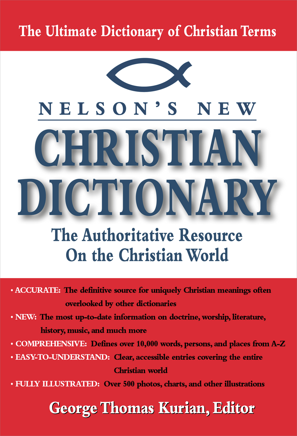 Nelsons New Christian Dictionary By: