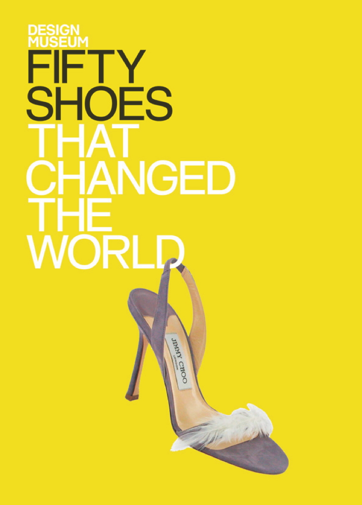 Fifty Shoes that Changed the World Design Museum Fifty