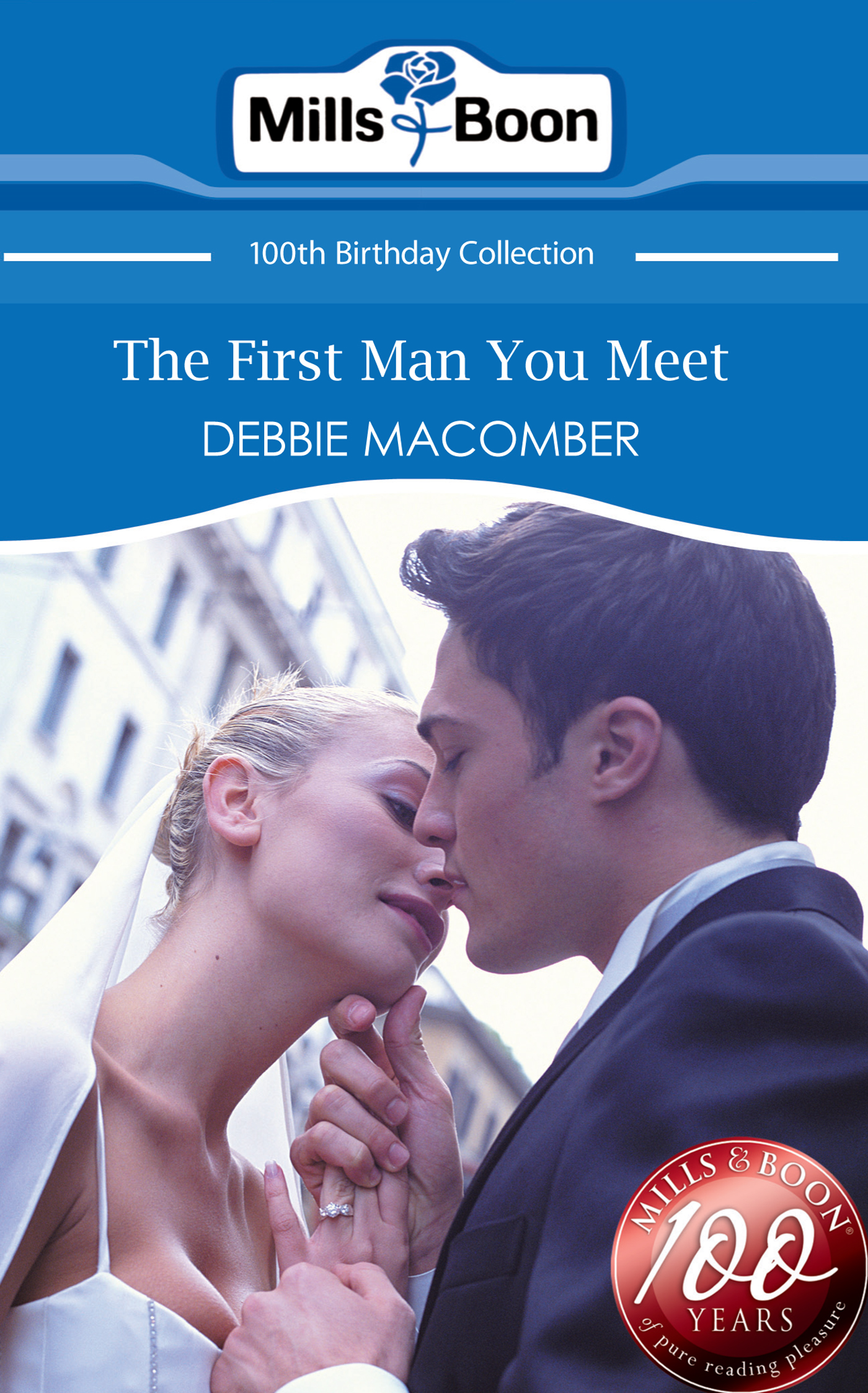 The First Man You Meet (Mills & Boon Short Stories)