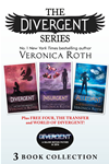 Divergent Series (books 1-3) Plus Free Four, The Transfer And World Of Divergent: