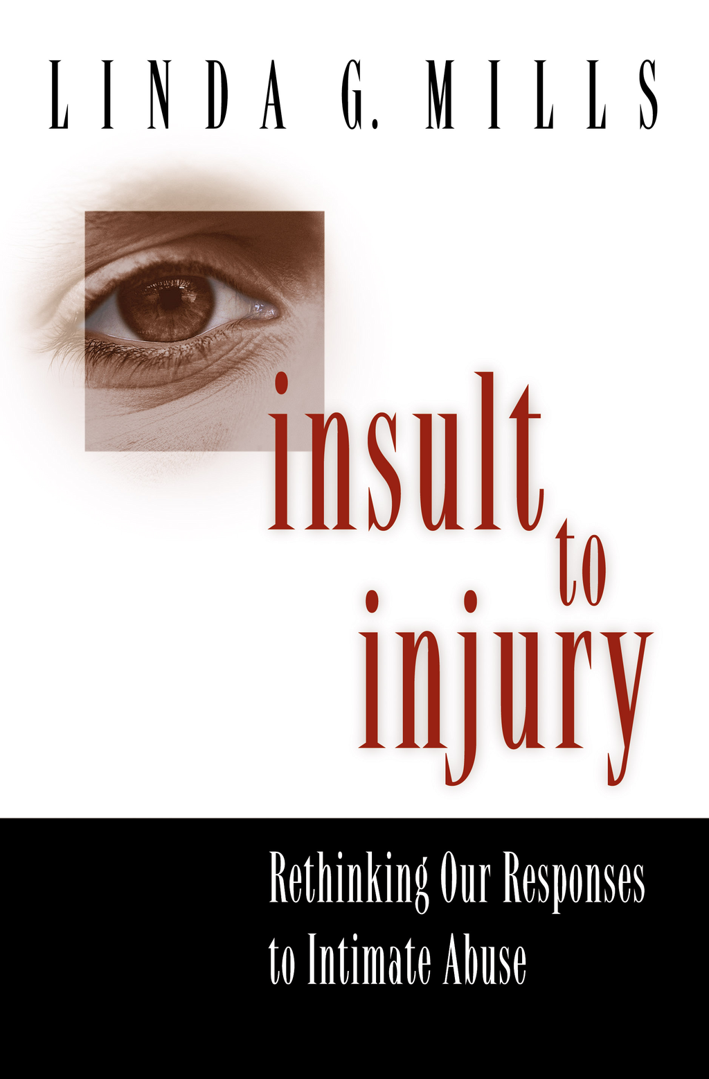 Insult to Injury By: Linda G. Mills