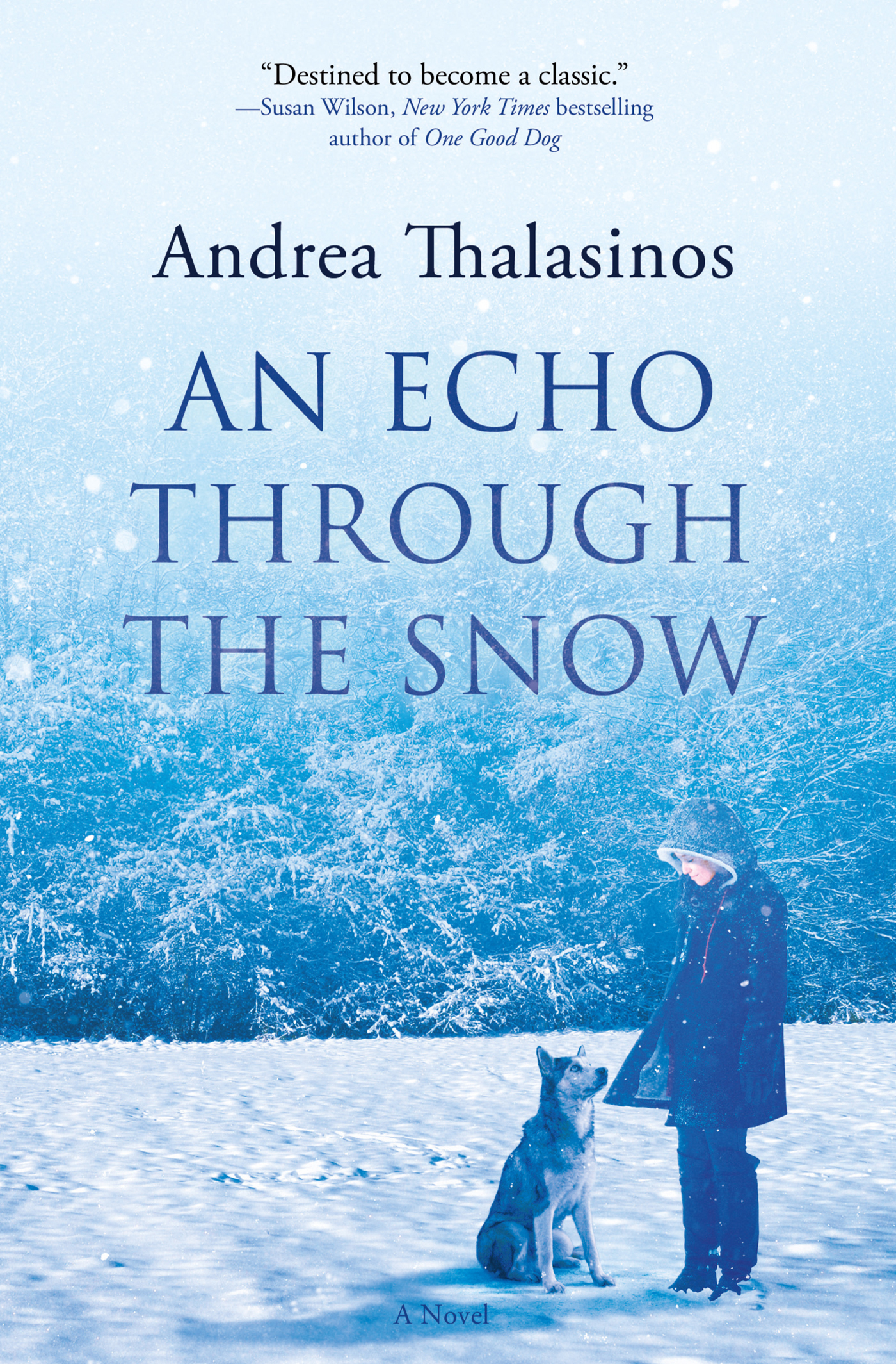 An Echo Through the Snow By: Andrea Thalasinos