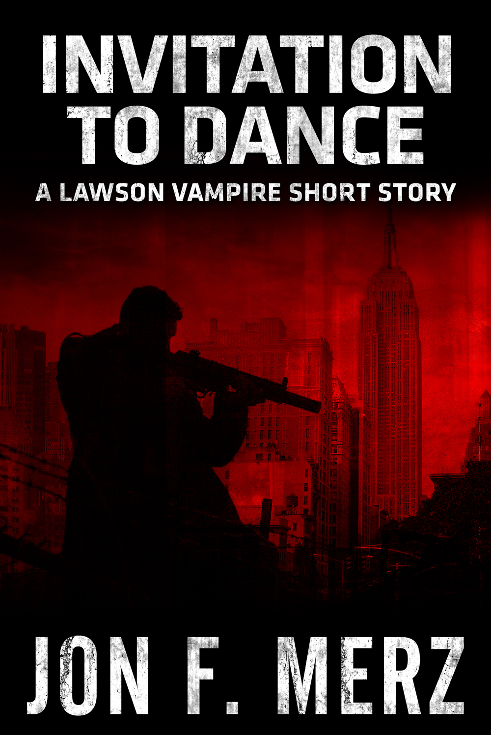 Invitation to Dance: A Lawson Vampire Short Story By: Jon F. Merz