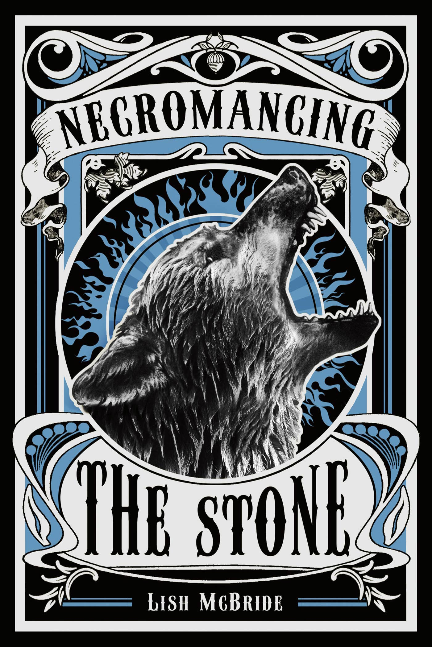 Necromancing the Stone By: Lish McBride